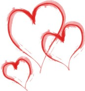 footprints-red-heart-image-31000